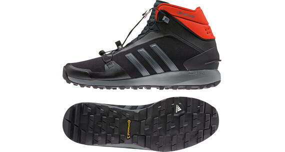 adidas Fastshell Mid CH Shoes Men core black/vista grey s15/dark grey